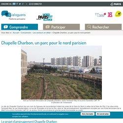 Chapelle Charbon, un parc pour le nord parisien