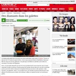Des diamants dans les galettes - 17/01/2015 - LaDepeche.fr