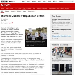 Diamond Jubilee v Republican Britain