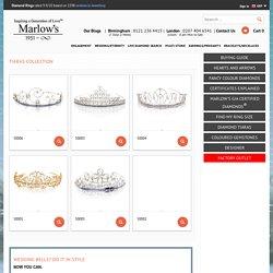 Diamond Tiaras Online