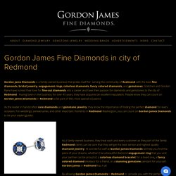 Gordon James Fine Diamonds