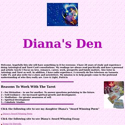 Diana's Den