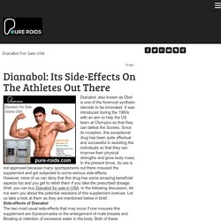 Dianabol For Sale USA - pure-roids