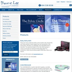 Diane Lee - Products