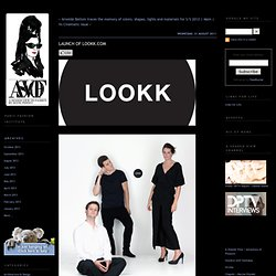 Launch of Lookk.com