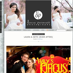 Laura & Seth {ever after} » Dianne Personett Photography