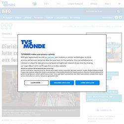 Diariata N'Diaye, une slameuse en lutte contre les violences faites aux femmes