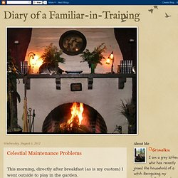 Diary of a Familiar-in-Training