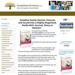Diary Journal Software