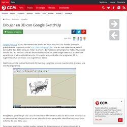 Dibujar en 3D con Google SketchUp