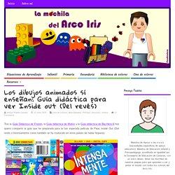 Los dibujos animados sí enseñan: Guía didáctica para ver Inside out (Del revés)