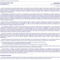 Diccionario Crítico de Ciencias Sociales