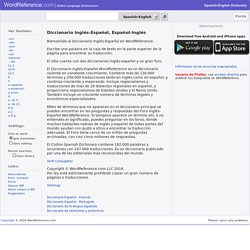 wordreference diccionario ingles series de prostitutas