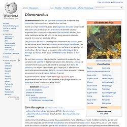 WIKIPEDIA – Dicentrarchus.