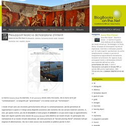 ArcheoDidattica Virtuale Bibienne: versione blog