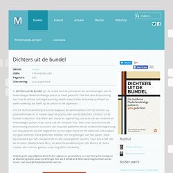 Dichters uit de bundel. De moderne Nederlandstalige poëzie in 400 gedichten.