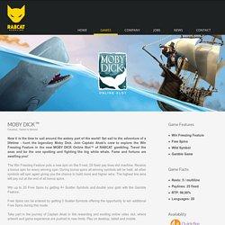 Moby Dick™ a video slot manifactured by RABCAT gambling - Games - Rabcat Gambling