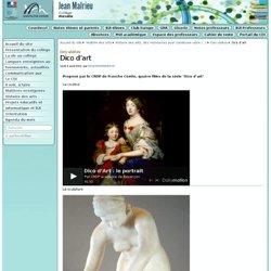 Dico d'art - Collège Jean Malrieu - Marseille