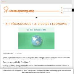 décrypter l'économie avec Eco Dico