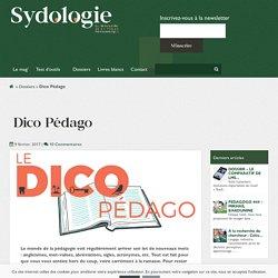 Dico Pédago - Sydologie