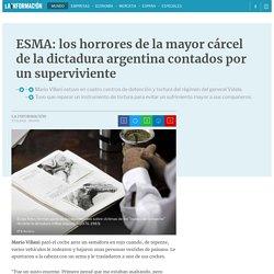 ESMA: los horrores de la mayor cárcel de la dictadura argentina contados por un superviviente