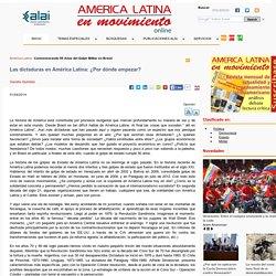 Las dictaduras en América Latina: ¿Por dónde empezar?