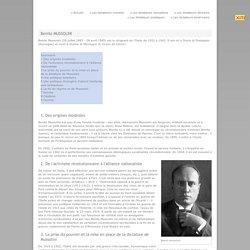 Dictateurs.com - Benito Mussolini