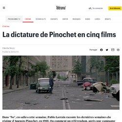 La dictature de Pinochet en cinq films