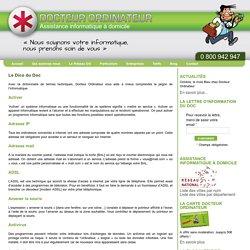 Dictionnaire de termes techniques informatiques