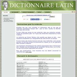 DICTIONNAIRE LATIN OLIVETTI