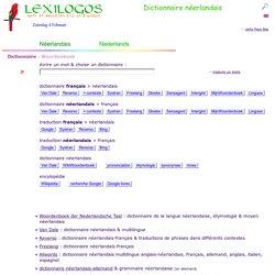 Dictionnaire néerlandais français, Traduction en ligne