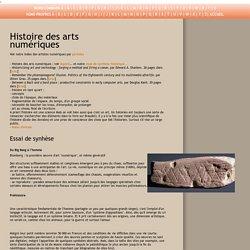 Dictionnaire critique des arts numériques. Keyboard.