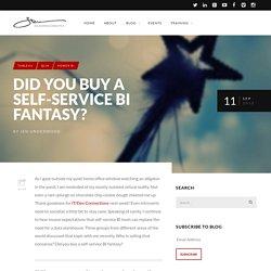 Did you Buy a Self-Service BI Fantasy?