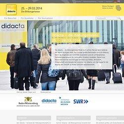 didacta - Die Bildungsmesse: Auf einen Blick