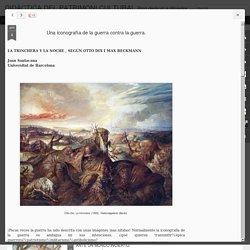 DIDÀCTICA DEL PATRIMONI CULTURAL: Una iconografía de la guerra contra la guerra.