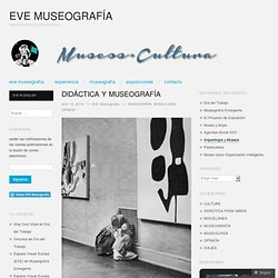 Didáctica y Museografía