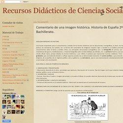 Comentario de una imagen histórica. Historia de España 2º ...