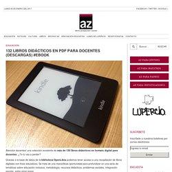 132 Libros didácticos en PDF para docentes (DESCARGAS) #eBook