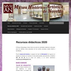 Museo Histórico-Artístico de la ciudad de Novelda