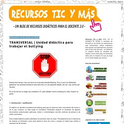 Un blog de RECURSOS DIDÁCTICOS para el DOCENTE 2.0: TRANSVERSAL