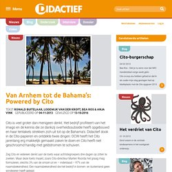 Van Arnhem tot de Bahama's: Powered by Cito