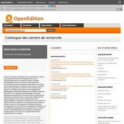 Didactique & cognition
