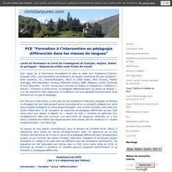 2001l_0 - Site de didactique des langues-cultures