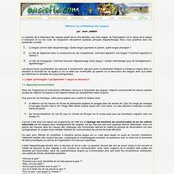 Didactique des Langues/Alain Jambin/Ac-Toulouse