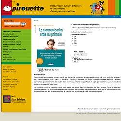 Pirouette Editions - Livre didactique et éducatif - Outils pédagogiques