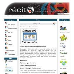 Didapage 2 - RECIT05