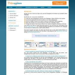 Didasystem - Logiciels et services pour l'enseignement, la formation et la création multimédia