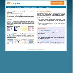 DidaPages : outils pédagogiques intéractifs