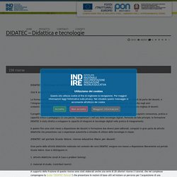Repository » DIDATEC – Didattica e tecnologie