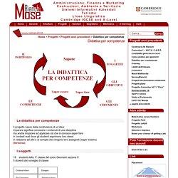 Didattica per competenze - IIS Mosè Bianchi